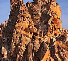 The Flintstone's skyscraper by Hercules Milas