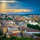 Firenze Sunset by Inge Johnsson
