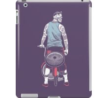 Low Ride Skull WithTattoo iPad Case/Skin