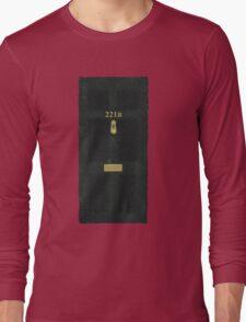 221B Door Long Sleeve T-Shirt