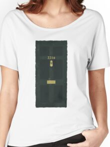221B Door Women's Relaxed Fit T-Shirt
