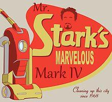 Mr. Starks Marvelous Mark 4 by ProfBio