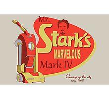 Mr. Starks Marvelous Mark 4 Photographic Print