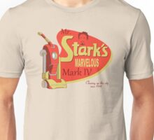 Mr. Starks Marvelous Mark 4 Unisex T-Shirt