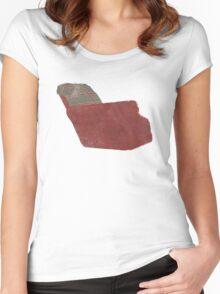 John Watson's Chair Women's Fitted Scoop T-Shirt