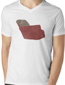 John Watson's Chair Mens V-Neck T-Shirt