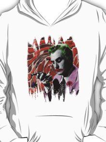 The Joker + Vincent Price Mash Up T-Shirt