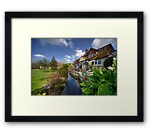 Kings Arms at Portesham Framed Print