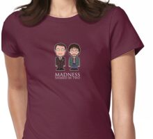 Hannibal and Will (shirt) Womens Fitted T-Shirt