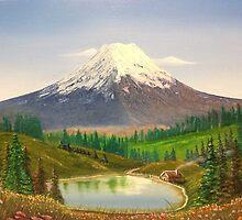 Mt. YOTEI by davidbelcastro
