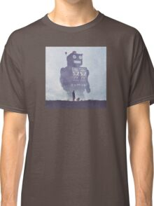 BEWARE THE GIANT ROBOTS! Classic T-Shirt