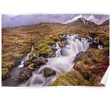 Beinn Ime - Argyll Scotland Poster