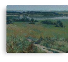 Kolomenskoye. Summer Canvas Print