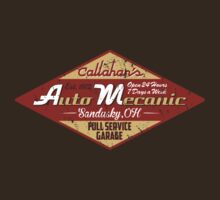 Callahan's Auto Mechanic by trev4000