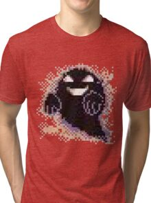 The Ghost of Lavender Town Tri-blend T-Shirt
