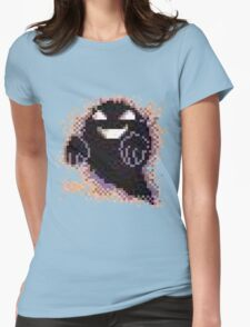 The Ghost of Lavender Town Womens Fitted T-Shirt