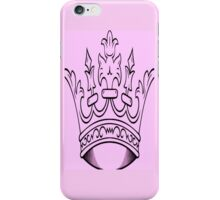 Pink Crown   iPhone Case/Skin