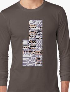 Missingno. Long Sleeve T-Shirt
