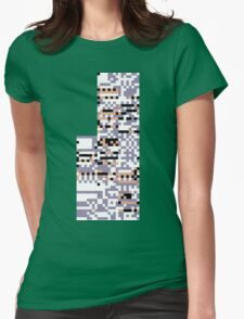 Missingno. Womens Fitted T-Shirt