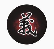 Yi (Sticker) by rains-hand19