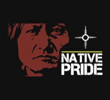 NATIVE PRIDE by Yago