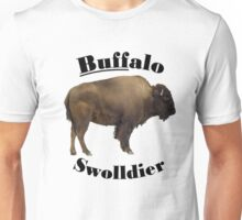 buffalo tank 3 Unisex T-Shirt