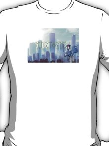 Ghost in the shell - chibi city T-Shirt