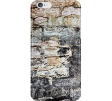 Wall Of Silence 1 iPhone Case/Skin