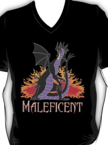 Maleficent Dragon - Vintage Cartoon's Special Edition T-Shirt