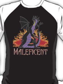Maleficent Dragon - Vintage Cartoon's Special Edition T-Shirt