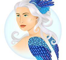 Wings of tenderness by mavelle252