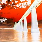 Abstract Forth Rail Bridge ~ South Queensferry by ©The Creative  Minds