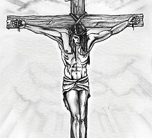 The Crucifixion by Sandra Gale