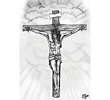 The Crucifixion Photographic Print