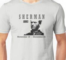 Shermans' Southern Tour Unisex T-Shirt