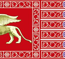 Flag of Most Serene Republic of Venice, 697–1797 by abbeyz71