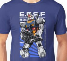 Gundam RX 78 Unisex T-Shirt