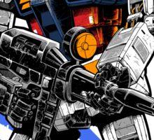 Gundam RX 78 Sticker