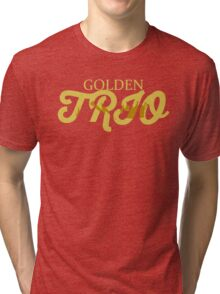 The Golden Trio Tri-blend T-Shirt