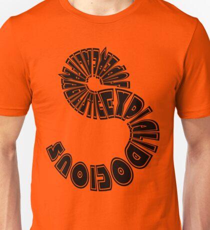 Mary Poppins - supercalifragilisticexpialidocious Unisex T-Shirt