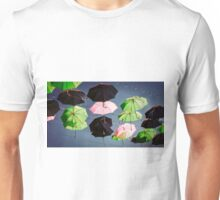 Umbrellas Graphic Unisex T-Shirt