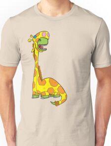 Bronto-raffe Unisex T-Shirt
