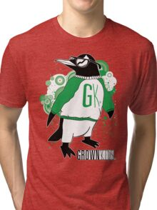 One Cool Penguin Tri-blend T-Shirt