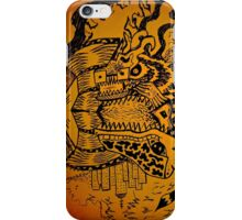 Floating Fish iPhone Case/Skin