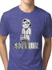 Grown Kids Tri-blend T-Shirt