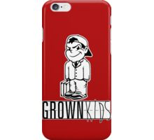 Grown Kids iPhone Case/Skin