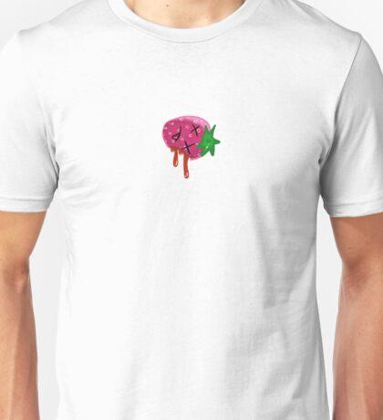 BITE ME STRAWBERRY Unisex T-Shirt