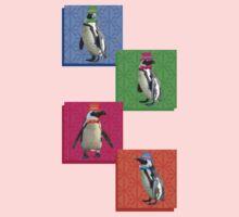 Perfect Penguin Portrait Kids Clothes