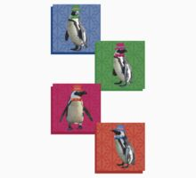Perfect Penguin Portrait Kids Clothes