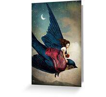Fairytale Night Greeting Card